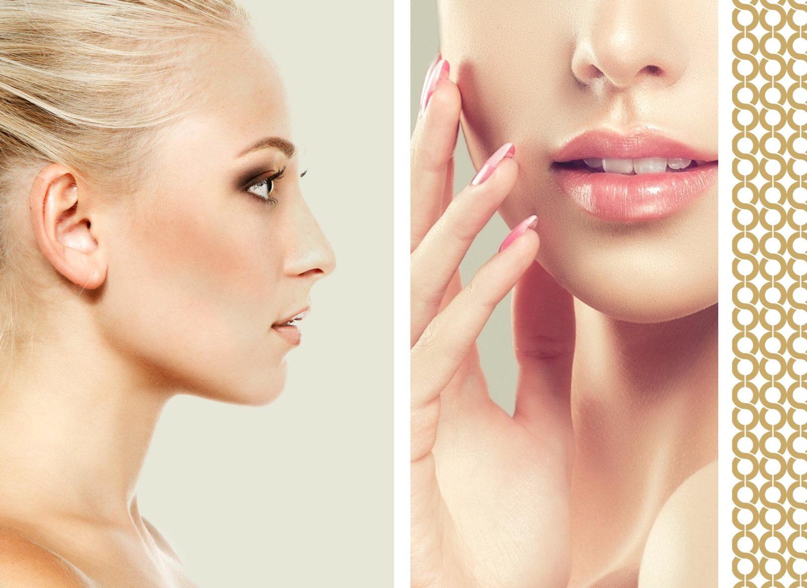 Visage de femme pour la Chirurgie Esthétique du visage | Dr Petit Paris 8