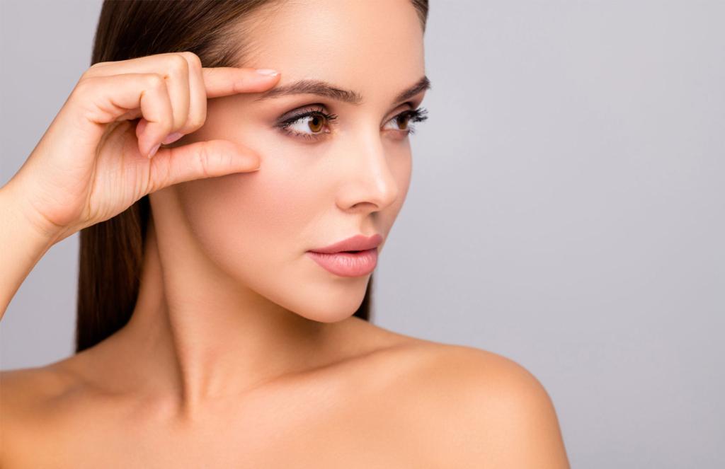 Le lifting du sourcil permet d'ouvrir votre regard grâce à des injections d'acide hyaluronique | Dr Petit